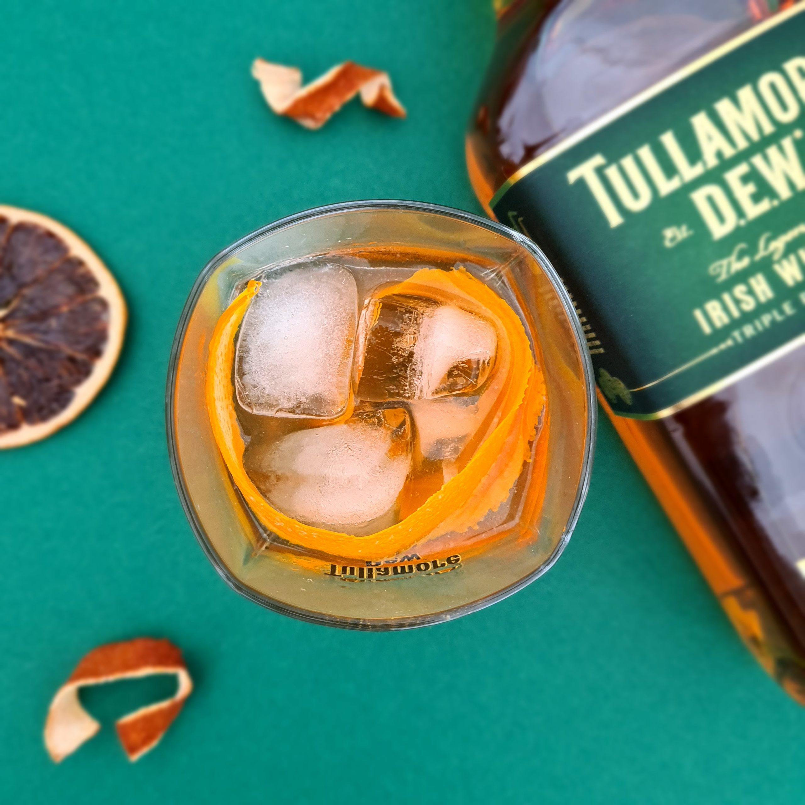 Tully Whiskey Sour