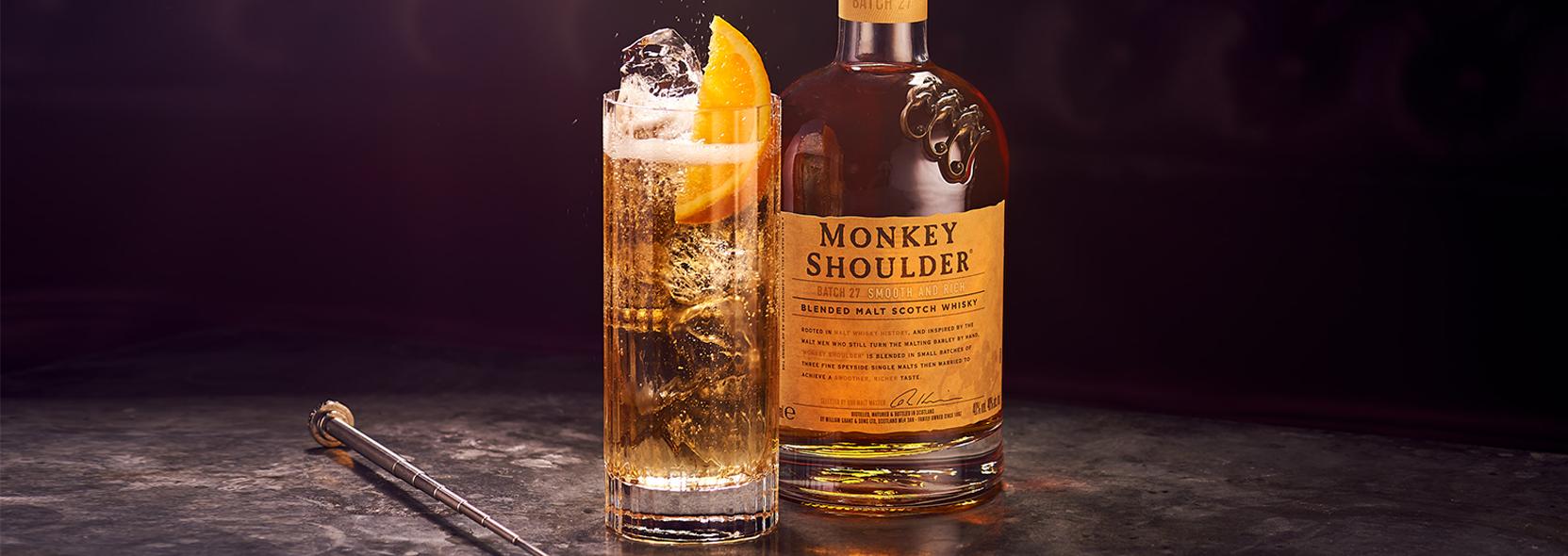 Monkey Shoulder Ginger Monkey