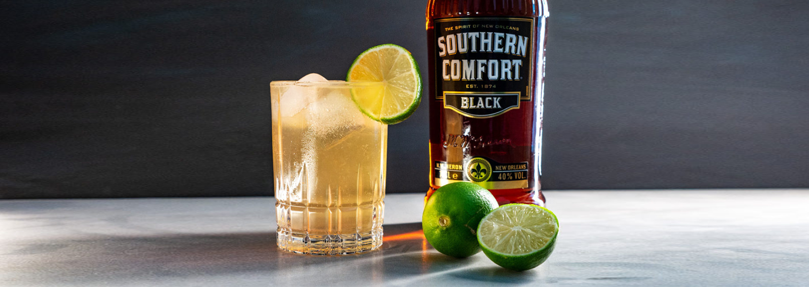 Southern Comfort Collins