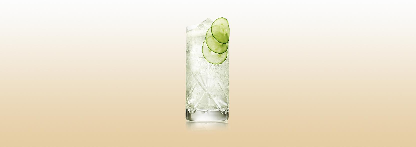 Hendricks Gin and Tonic