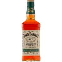 Jack Daniels Tennessee Straight Rye Whiskey